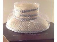 Debenhams Debut occasion Hat, Wedding Hat, Mother of Bride Groom