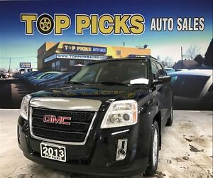 2013 GMC Terrain SLE-2, AWD, ALLOY  WHEELS, HEATED SEATS AND MOR
