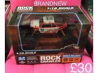 Brandnew rock crawler