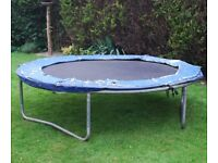 Large 8 Foot Trampoline, Used, Can Deliver