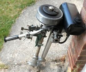 British Seagull Outboard Engine/Motor.-40.F/Weight, for Boat Dinghy Tender