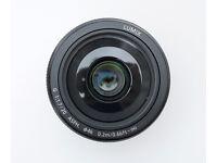 Panasonic Lumix G 20mm F/1.7 Mk2 ASPH H-H020A Black - M4/3 Lens