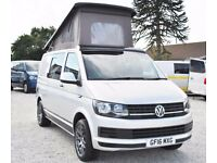 2016 Transporter T6 Tdi 102 ps Pop Top Conversion Campervan Camper