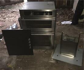 Cooker , Hob , extractor fan
