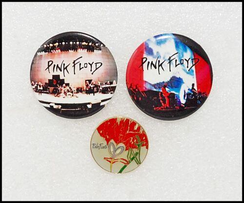 Pink Floyd Lot Of 2 Vintage Original 80