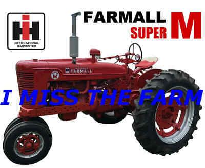 Farmall Super M Nf Image 3 Coffee Mug