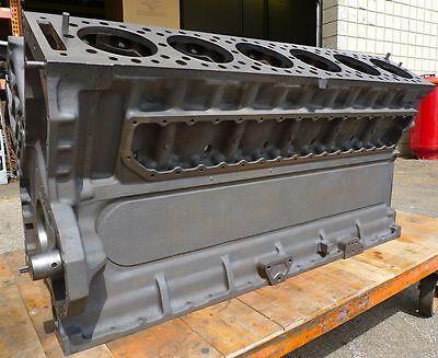 Cat D10 Dozer Engine Block D348 Caterpillar 6n1100 Part 6n7329 D-10