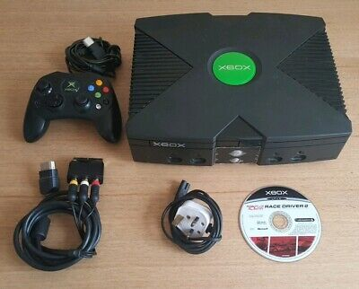 Microsoft Xbox Console Softmodded