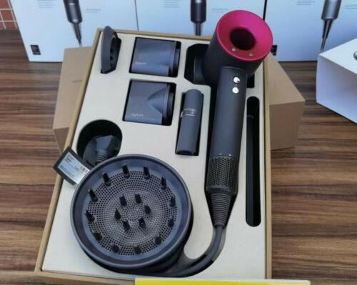 new Dyson Supersonic Hair Dryer  3rd Generation HD03 Fuchsia
