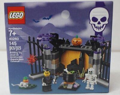LEGO 40260 Seasonal Halloween Haunt Set 145pcs New Free Shipping