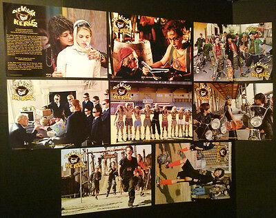 Lobby Card set~ DIE WILDEN KERLE 2 ~2005~Wilson Gonzalez ~Jimi Blue Ochsenknecht