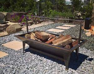 The perfect gift this CHRISTMAS- Custom firepits and rotisseries Cooroy Noosa Area Preview