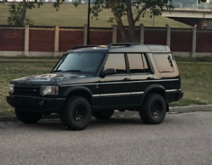2003 Land Rover Discovery 2 4.3L V8