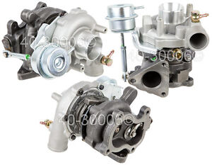 VW Volkswagen Golf Jetta Passat TDI 97-98 NEW Turbo Turbocharger