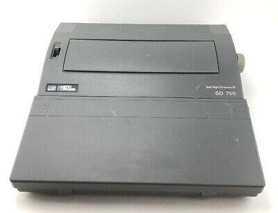 Smith Corona Sd-750-5f Spell Right Dictionary Portable Word Processor