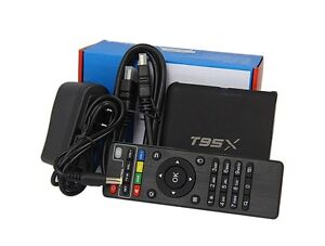 T95x 6.0 android box fully programmed !