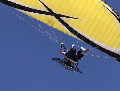 125cm length Helix Carbon Fiber Polini 100 /& 130cc Powered Paraglider Propeller