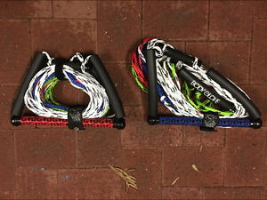 Body glove as new ski ropes x2 Kardinya Melville Area Preview