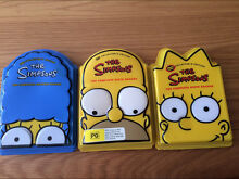 The Simpsons seasons 6,7 and 9 Yokine Stirling Area Preview