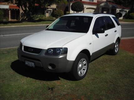 2008 Ford Territory Wagon PRICE REDUCED TO SELL! Kardinya Melville Area Preview
