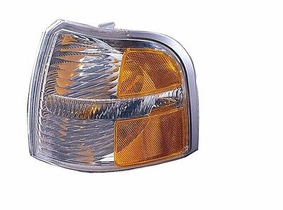 NEWMAR MOUNTAIN AIRE 2004 2005 2006 CORNER SIGNAL LIGHT LAMP RV - LEFT