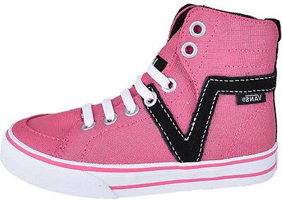 Vans SUSIE Hi Sneakers für KINDER - Metallic Pink Rockabilly ()