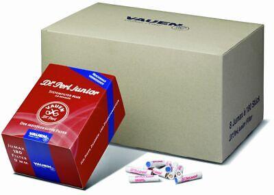 Dr.Perl Junior Jumax Activekohlefilter 9mm (2x 180 Stück-Packung)
