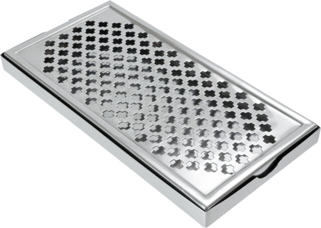 STAINLESS STEEL DRIP TRAY FOR BAR, PUB etc.– NEW
