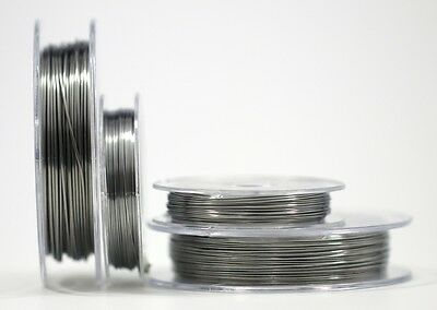 10m - 33ft Kanthal D Ribbon Resistance Heating Flat Wire 0.3x0.1mm .012.004