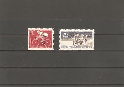 BRIEFMARKEN DDR 1960 POSTFRISCH MI 779 780