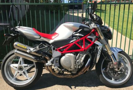 MV Augusta 910S Brutale, may trade another road bike. $7900.