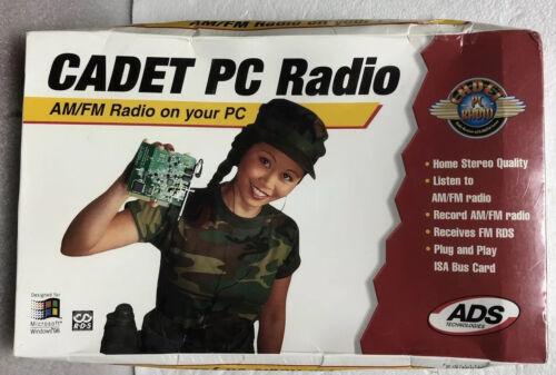 ADS Technologies ISA8 8MB-Ram ID Logic Plug-and-Play Cadet A