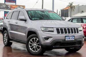 2014 Jeep Grand Cherokee WK MY2014 Laredo 4x2 Silver 8 Speed Sports Automatic Wagon