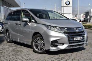 2018 Honda Odyssey RC MY18 VTi-L Black 7 Speed Constant Variable Wagon