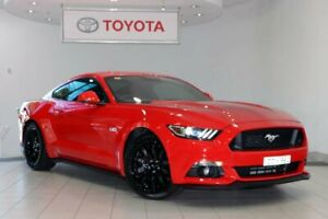 2016 Ford Mustang FM GT Fastback Red 6 Speed Manual Fastback