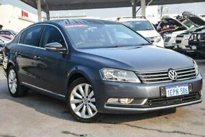 2014 Volkswagen Passat 3C MY14.5 118 TSI Grey 7 Speed Auto Direct Shift Wagon