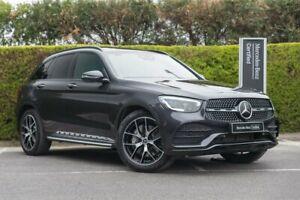 2020 Mercedes-Benz GLC-Class X253 800+050MY GLC300 9G-Tronic 4MATIC Grey 9 Speed Sports Automatic