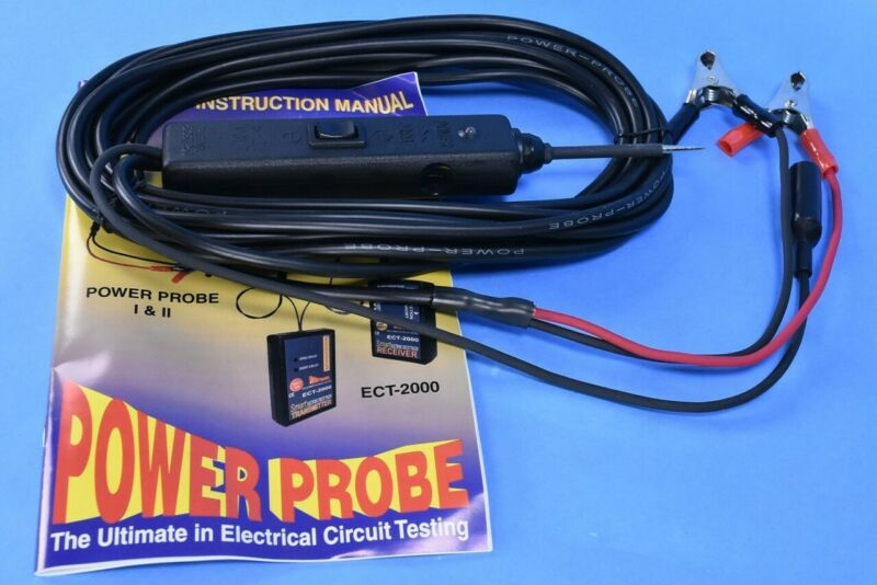 Power Probe 1 The Ultimate Circuit Tester & Automotive Test Light PP19FT NEW