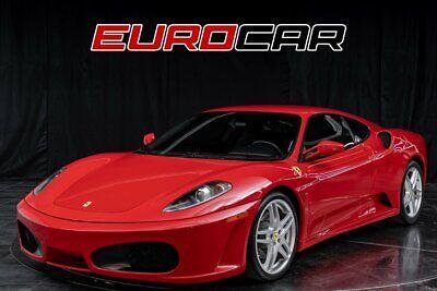 2005 Ferrari 430  2005 Ferrari F430   4.3L NA V8 double overhead cam (DOHC) 32V Red
