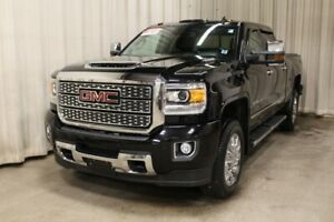 2018 Gmc Sierra 2500 HD DENALI - LEATHER  / 4X4 / NAVIGATION DUR