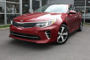 2016 Kia Optima SX Turbo / GPS / Caméra / Cuir ++
