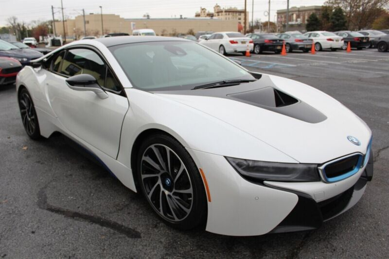 Image 4 Voiture American used BMW i8 2014