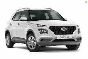 2020 Hyundai Venue QX.V3 MY21 White 6 Speed Automatic Wagon Maddington Gosnells Area Preview