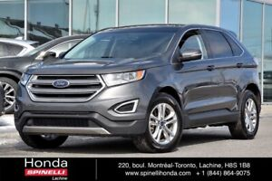 2016 Ford Edge SEL AWD NAVI CUIR TOIT AWD GPS PANO ROOF LEATHER