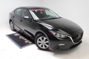 2015 Mazda Mazda3 GX+BLUETOOTH+BAS KM+A/C