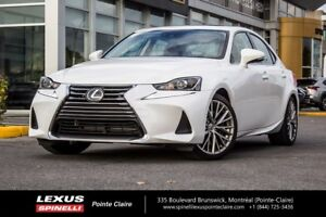 2017 Lexus IS 300 PREMIUM/ AWD/ LEATHER/ ROOF SPECIAL DEMO REBAT