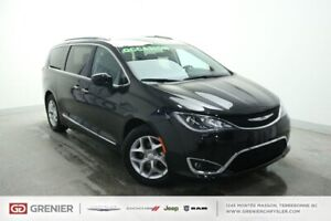 2018 Chrysler Pacifica TOURING L+CUIR+8 PASS+DVD TOURING L+CUIR+