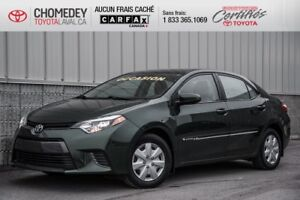 2015 Toyota Corolla LE AUTOMATIQUE FULL