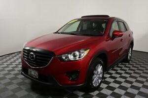 2016 Mazda CX-5 GS AWD Leather 1.99% Financing Available