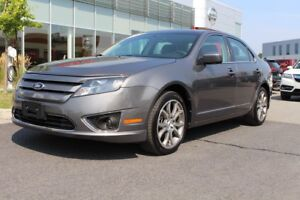 2012 Ford Fusion SEL+AWD+CUIT+TOIT+MAGS SEL+AWD+CUIT+TOIT+MAGS